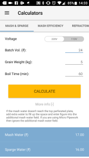 Grainfather Connect screenshot 8
