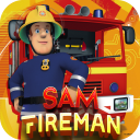The Firefighter Sam a Truck Rescue racing Hero
