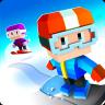 Blocky Snowboarding Иконка