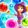 Magic Witch Pop-Bubble Shooter Icon