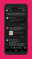 Clipboard Manager : Clipo Pro Screen
