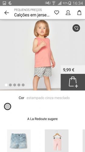 La Redoute -Loja de Moda, Roupa, Casa, Decoração screenshot 3