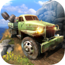 Camion conducente offroad 3D
