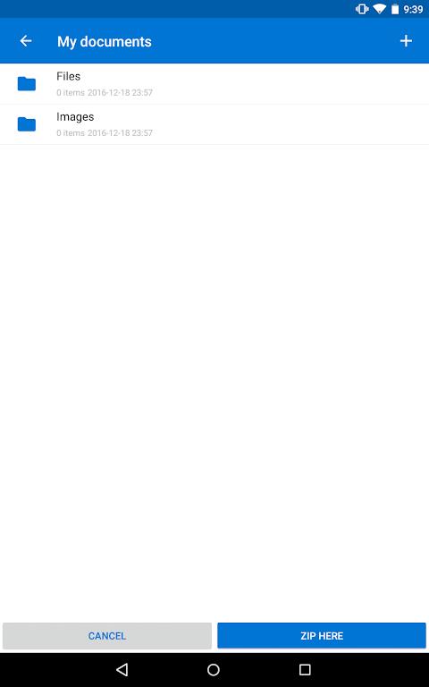 WinZip – Zip UnZip Tool screenshot 13