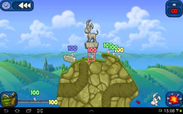 worms 2 armageddon screenshot 8