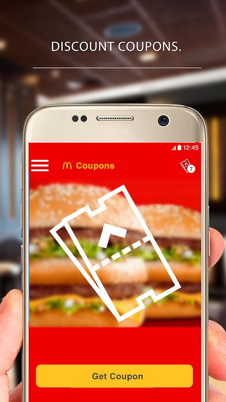 McDonald's App - Caribe screenshot 5