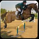 🏇Farm Horse riding simulator