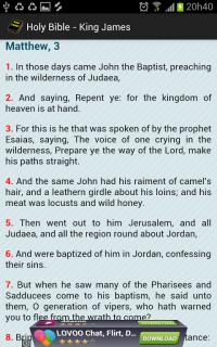 The Bible (King James Version bible verses verse gateway bible