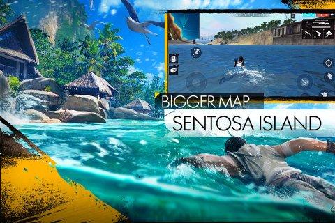 Free Fire - Battlegrounds screenshot 7