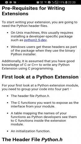 Learn Python Complete Guide (OFFLINE) 1 0 2 ดาวน์โหลด APK