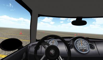 Slalom Racing Simulator v 1.0 3