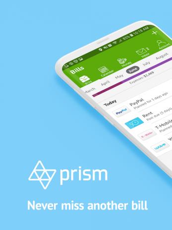 prism pay bills money tracker personal finance 2 12 117 download