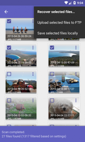 DiskDigger photo recovery 1 0-2019-03-09 Download APK for