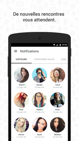 Rencontres app Android Nederland
