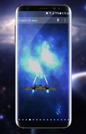 Galaxy Space Live Wallpaper 2018 3d Backgrounds 11