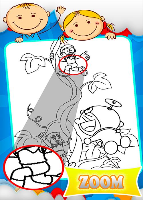 Coloring Doraemon Games 1 0 4 Download Android Apk Aptoide