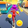 Icône Ladybug Adventure Run