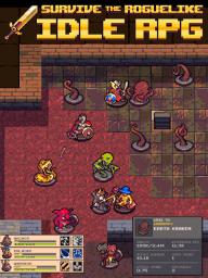 Idle Sword 2: Incremental Dungeon Crawling RPG screenshot 8