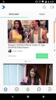 Tune.pk screenshot 1
