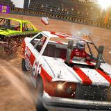Demolition Derby Car Crash Games Icon