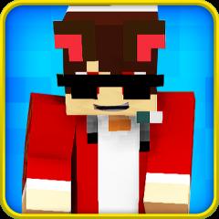 Skins Youtubers For Minecraft Descargar APK Para Android Aptoide - Skins para minecraft pe de youtubers