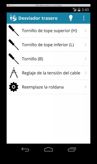 Google Play butik ansøgning Rebild