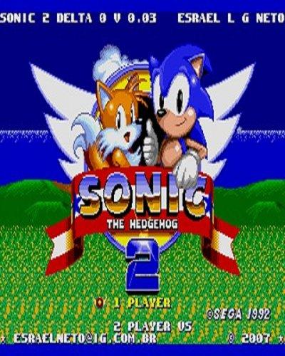 Sonic 2 screenshot 1