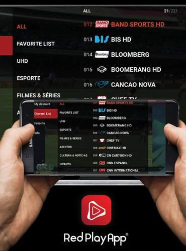 Redplay Live For Android Tv Box 2 1 2 Download Android Apk Aptoide