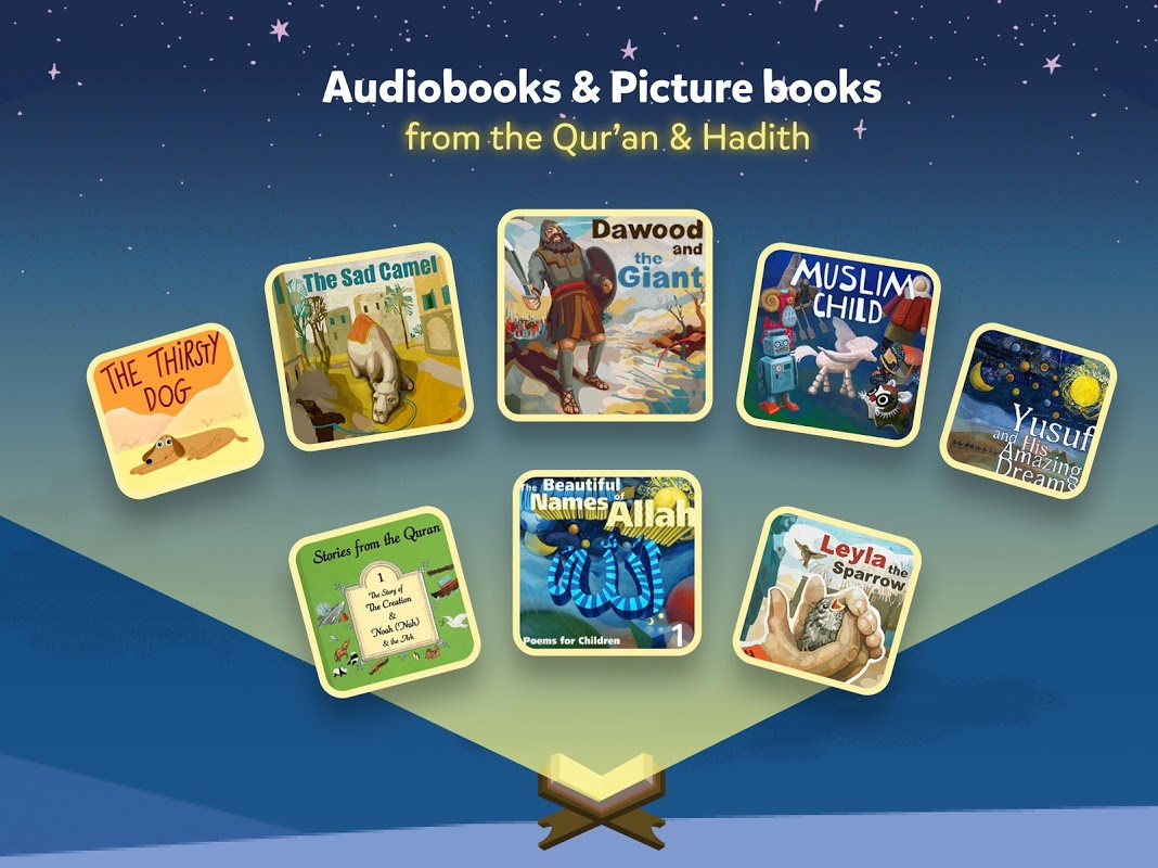 Miraj Stories Halal entertainment for Muslim kids 20.204.20 ...