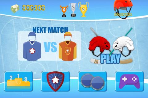 Ice Hockey League FREE screenshot 2