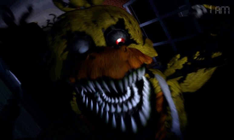 ... Ảnh chụp màn hình five nights at freddy s 4 demo 5