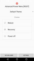 Advanced Power Menu [ROOT] Screenshot