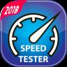 Icône Internet speedmeter check wifi