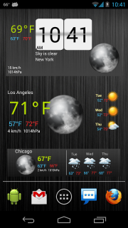 All Weather screenshot 1