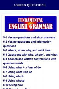 English Grammar screenshot 4