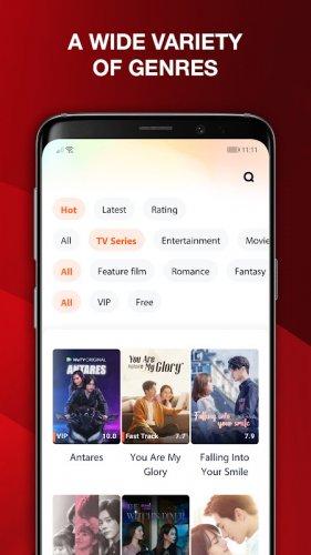 iflix - Movies, TV Series & News screenshot 5