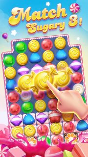 Candy Charming - 2019 Match 3 Puzzle Free Games screenshot 2