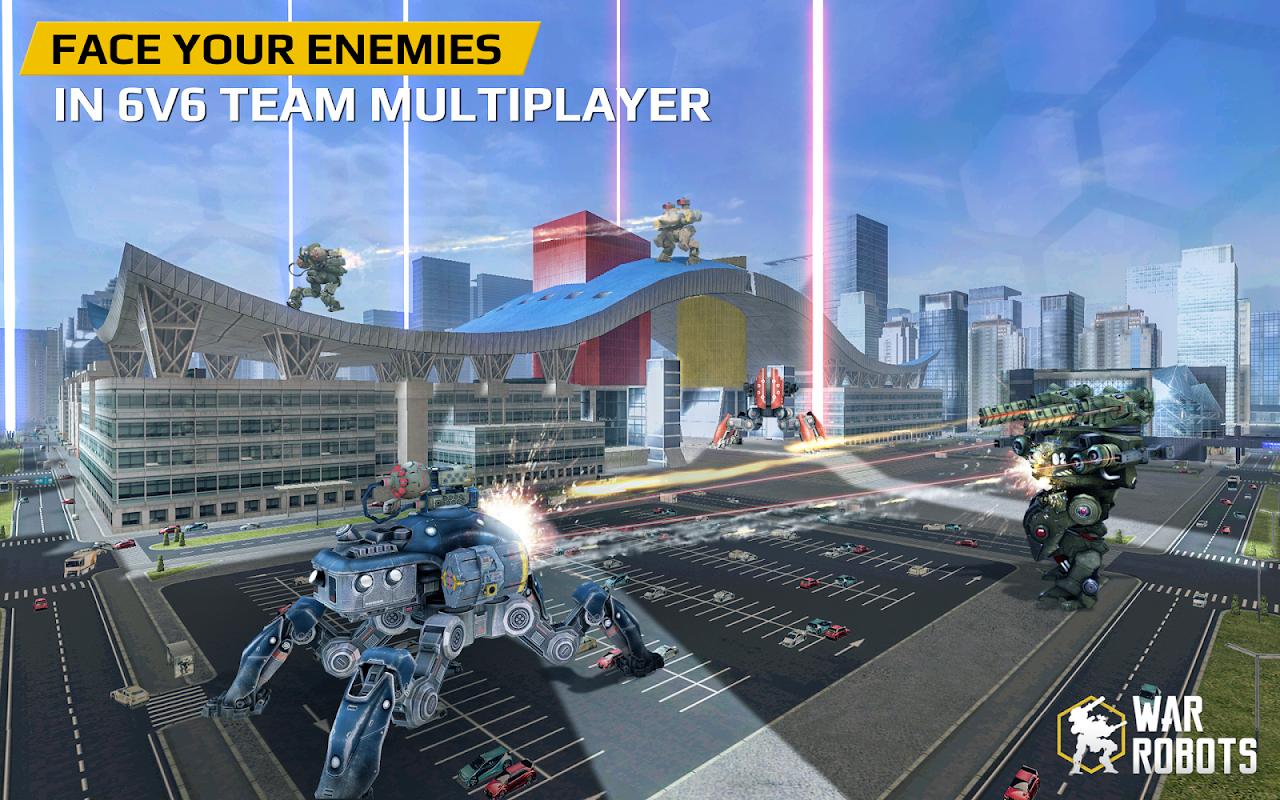 War Robots screenshot 2