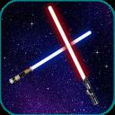 Transparent Laser Sword
