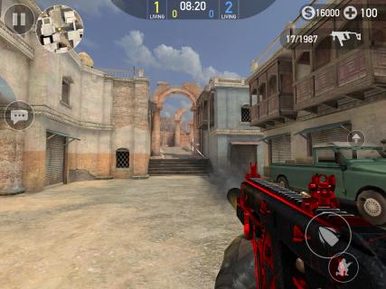 Forward Assault screenshot 7