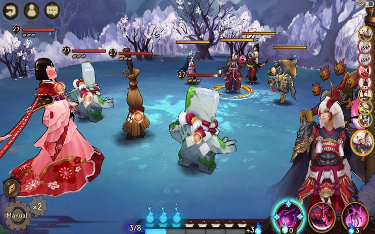 ... am duong su onmyoji screenshot 14