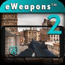 Waffen Kamera 3D 2 Gewehr-Sim