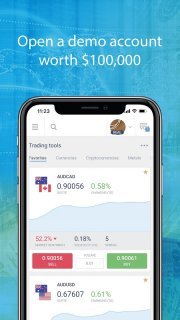 Forex, Stock Trading and Investing - LiteForex screenshot 3