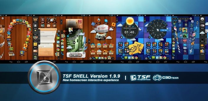 TSF Shell 3 9 4 Download APK for Android - Aptoide