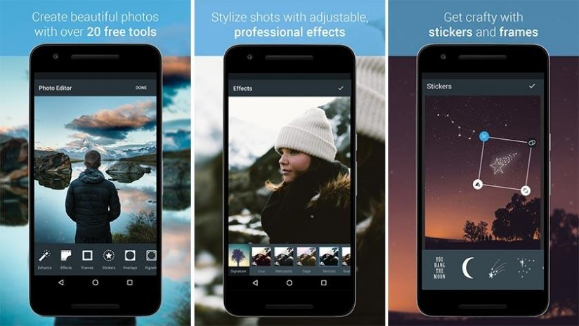 Download enlight quickshot the great photo editor for iphone/ipad.