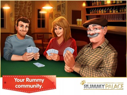 Rummy (Free, no Ads) screenshot 1