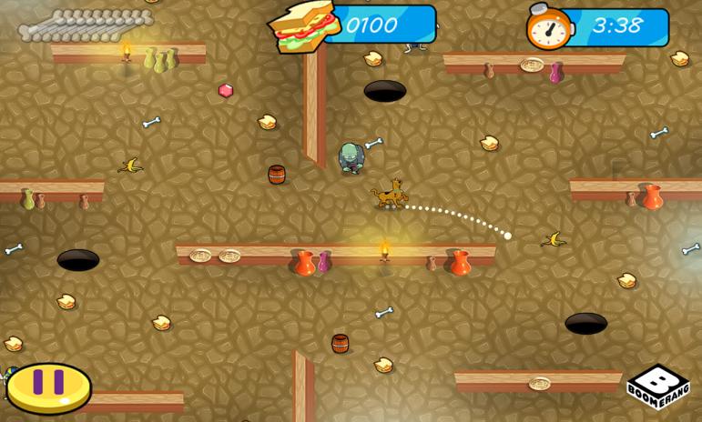 Scooby Doo Saving Shaggy 1043 Android Aptoide Için Apk Indir