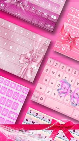 Pink Bow Emoji Keyboard 1 1 Download APK for Android - Aptoide