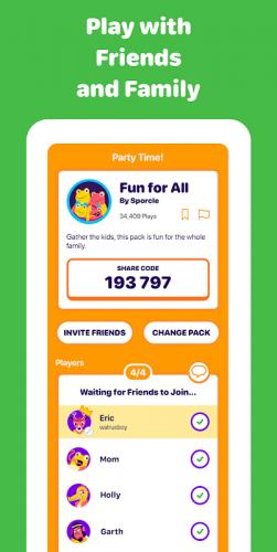 Sporcle Party: Social Trivia screenshot 4
