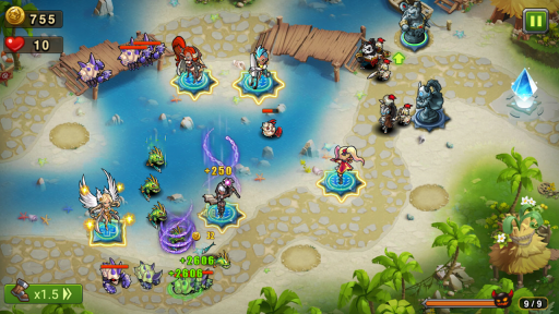Magic Rush: Heroes screenshot 16